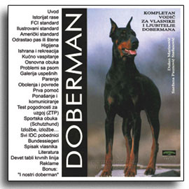 cd doberman